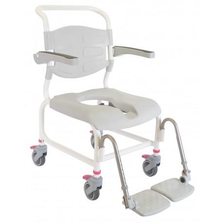 Krzesło toaletowo-kąpielowe HMN Nielsen Line Standard
