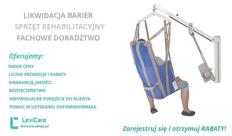 Sklep rehabilitacyjny w Polsce