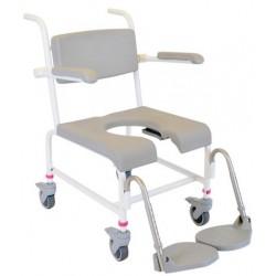 Krzesło toaletowo-kąpielowe M2 Standard z uchwytami