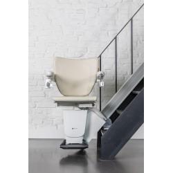 Prostoliniowe krzesełka schodowe Handicare