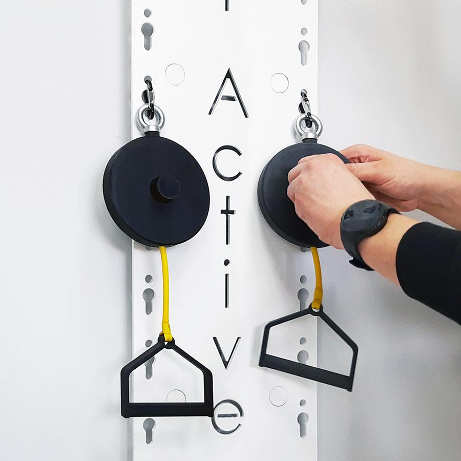 LeviActive system do ćwiczeń i rehabil